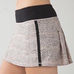 Lululemon Pace Setter II Skirt size 8